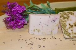 lavender and tea tree